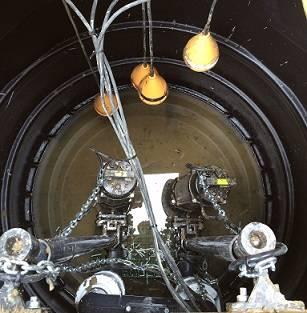 Pump Chamber Maintenence